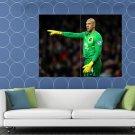 Tim Howard Everton USA Goalkeeper Football Soccer HUGE 48x36 Print POSTER