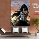 Bleach Mugetsu Ichigo Painting Anime Manga Art GIANT Huge Print Poster