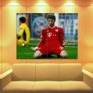 Thomas Muller Bayern Munich Germany Football Huge Giant Print Poster