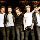 One Direction Funny Pop Band Music 16x12 Print Poster
