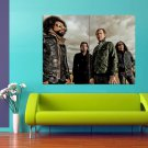 Alice In Chains Amarican Band Alternative Rock Music 47x35 Print Poster