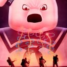 Ghostbusters Movie Stay Puft Marshmallow Man Art 32x24 Print Poster