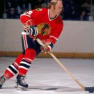 Bobby Hull Chicago Blackhawks Classic Retro Hockey 32x24 Print Poster