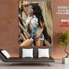 Ciara Hot Sexy R B Music Singer Rare Giant Huge Print Poster