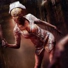 Silent Hill Video Game Monster Horror 32x24 Wall Print Poster