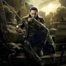 Thor 2 The Dark World Tom Hiddleston Loki Awesome 32x24 Print Poster