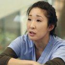 Grey S Anatomy Sandra Oh Cristina Yang Tv Series 16x12 Print POSTER