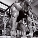Jay Cutler Bodybuilder Fitness Muscles Mr Olympia 16x12 Print Poster