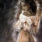 Luis Royo Fantasy Naked Woman Sexy Buns 16x12 Print Poster