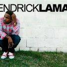 Kendrick Lamar Hip Hop Singer Wall Name 16x12 Print Poster