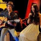 Alex Sierra Indie Pop Duo Music 16x12 Print Poster