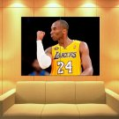 Kobe Bryant Los Angeles Lakers Basketball Sport 47x35 Print Poster