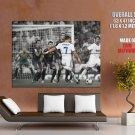 Cristiano Ronaldo Free Kick Real Madrid Football Giant Huge Print Poster
