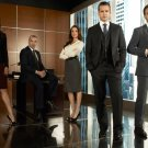 Suits Cast Characters TV Series 24x18 Print Poster