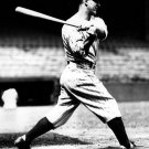 Lou Gehrig New York Yankees Vintage BW Baseball 16x12 Print Poster
