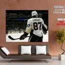 Sidney Crosby Pittsburgh Penguins Hockey Sport Giant Huge Print Poster