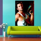 Kurt Russell Big Trouble In Little China Movie 47x35 Print Poster