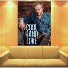 Cool Hand Luke Paul Newman Drama Movie 47x35 Print Poster