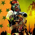 Red Dead Redemption Undead Nightmare Video Game Art 32x24 Wall Print POSTER