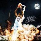 Kevin Durant Dunk Art OKC Thunder Basketball 32x24 Print Poster