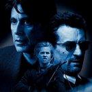Heat Al Pacino Robert De Niro Val Kilmer Crime Movie 24x18 POSTER