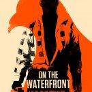 On The Waterfront Classic Movie Marlon Brando Art 24x18 Print Poster