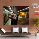 Jack Bauer Kiefer Sutherland 24 Live Another Day Series GIANT Huge Print Poster