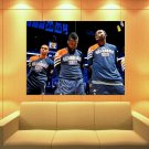 Russell Westbrook Kevin Durant Oklahoma City Huge Giant Print Poster