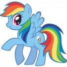 Rainbow Dash My Little Pony Friendship Is Magic Cute 16x12 Print POSTER