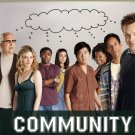 Community Cast Characters TV Series 16x12 Print Poster