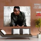 Kendrick Lamar Rapper Hip Hop Music Rap GIANT Huge Print Poster