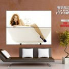 Marcia Cross Hot Actress Sexy Stocking Nude Topless GIANT Huge Print Poster