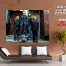 Phish Rock Band Anastasio Fishman Gordon McConnell GIANT Huge Print Poster