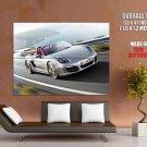Porsche Boxster Roadster Sport Car Giant Huge Print Poster
