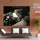 Natalie Portman Actress Model Leon Black Swan Giant Huge Print Poster
