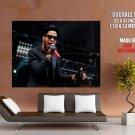 Kid Cudi Rapper Hip Hop Artist Music Giant Huge Print Poster
