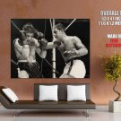 Rocky Marciano Legend Boxer Sport Fighting Photo Giant Huge Print Poster
