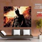 Batman The Dark Knight Superhero Skyscraper Giant Huge Print Poster