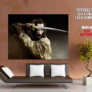 47 Ronin Movie 2013 Keanu Reeves Katana Sword Giant Huge Print Poster