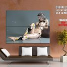 Android Nude Girl Hi Tech Sci Fi Robot Fantasy Hot Giant Huge Print Poster