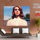 Lana Del Rey Retro Style Indie Pop Music Rare Giant Huge Print Poster