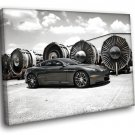 Aston Martin DBS Sports Car 50x40 Framed Canvas Art Print