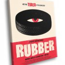 Rubber 2010 Movie Cool Art Artwork 40x30 Framed Canvas Print