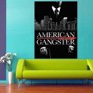 American Gangster Denzel Washington Crime Movie 47x35 Print Poster