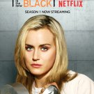 Chapman Schilling OITNB Orange Is The New Black Series 32x24 Wall Print POSTER