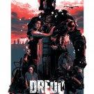 Dredd 2012 Movie Karl Urban 32x24 Wall Print POSTER