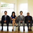 White Collar Cast Characters TV Series 32x24 Print Poster