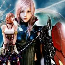 Lightning Returns Final Fantasy XIII Video Game 16x12 Wall Print Poster