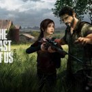 The Last Of Us Suvival Action Military Computer Game 16x12 Print Poster