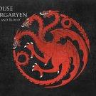 House Targaryen Logo Sigil Game Of Thrones 16x12 Print Poster